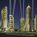 Veritown Fort's iconic high rise structures are poised to transform life at the Fort Bonifacio.