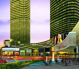 Big Apple Mall   Lease Commercial Space in BGC, Taguig
