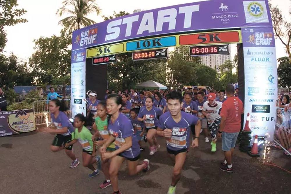 Marco Polo Plaza hosts 3rd Run for Eruf