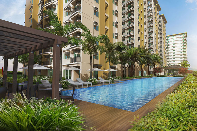 Buy a Condo in Pasay - Palm Beach West