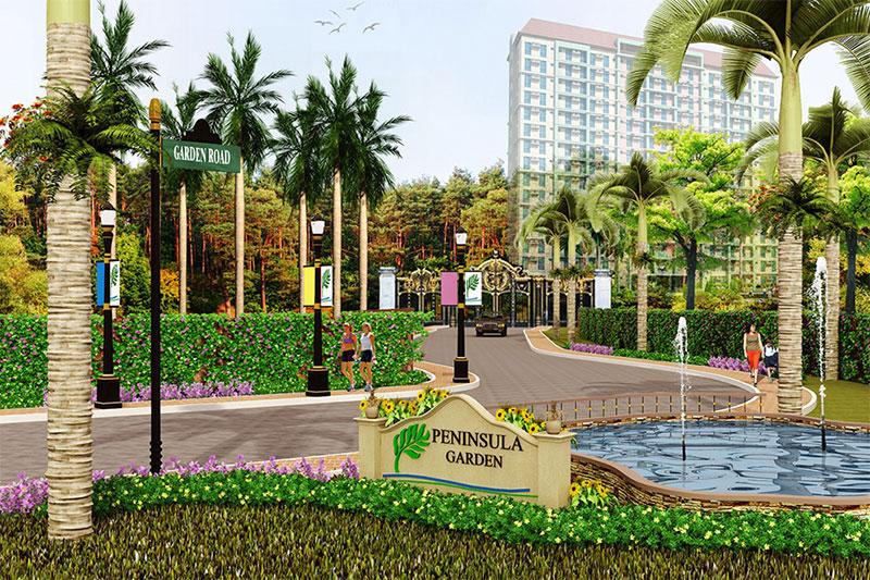 Condo for Sale - Peninsula Garden Midtown Homes
