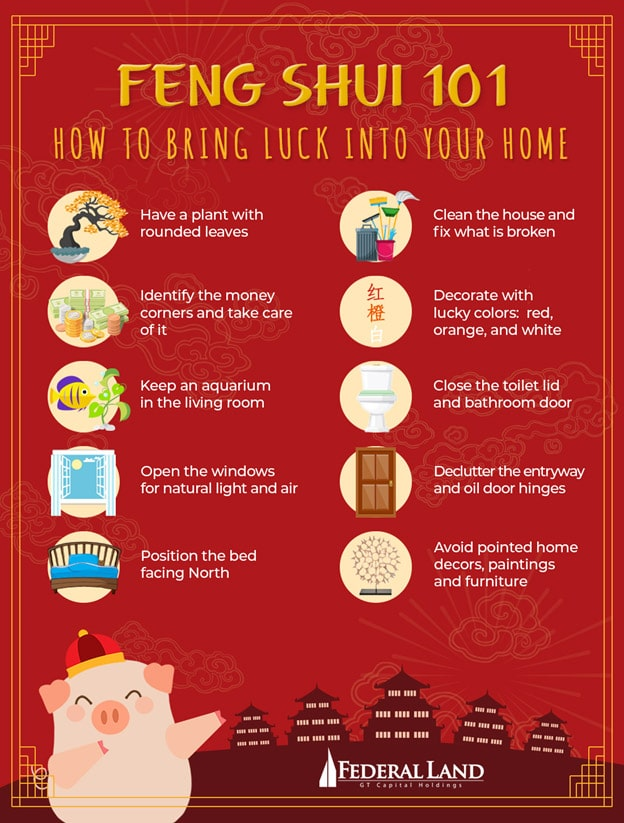 Feng Shui 101 How To Bring Luck Into
